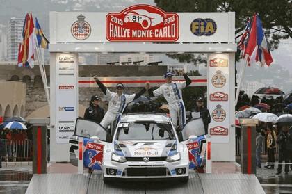2013 Volkswagen Polo R WRC - Monte Carlo 15