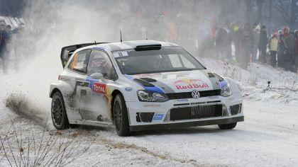 2013 Volkswagen Polo R WRC - Monte Carlo 2