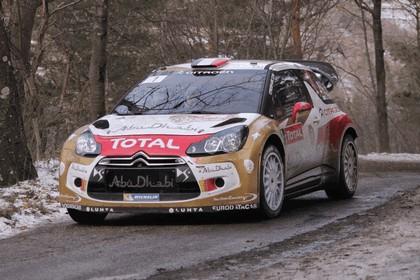 2013 Citroen DS3 WRC - Monte Carlo 3