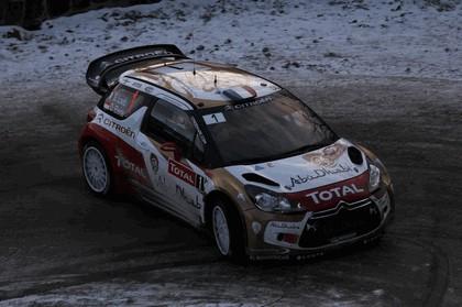 2013 Citroen DS3 WRC - Monte Carlo 7