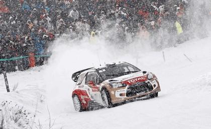 2013 Citroen DS3 WRC - Monte Carlo 10
