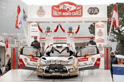 2013 Citroen DS3 WRC - Monte Carlo 11