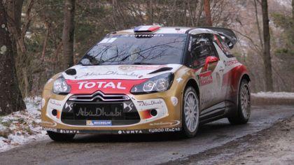 2013 Citroën DS3 WRC - Monte Carlo 6