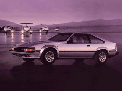 1984 Toyota Celica Supra ( A60 ) 2.8i - Europe version 1