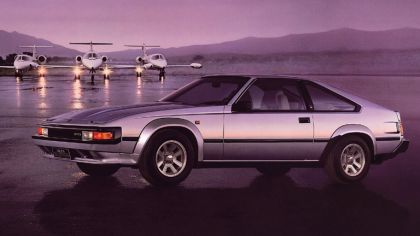 1984 Toyota Celica Supra ( A60 ) 2.8i - Europe version 7