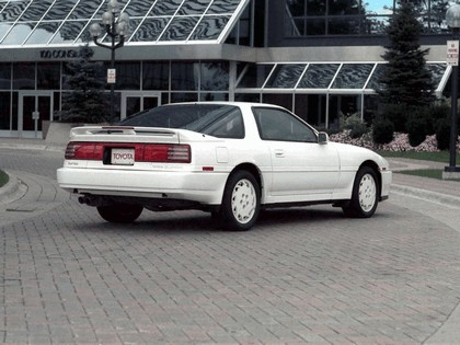1989 Toyota Supra ( MA70 ) 3.0 turbo sport roof - USA version 3