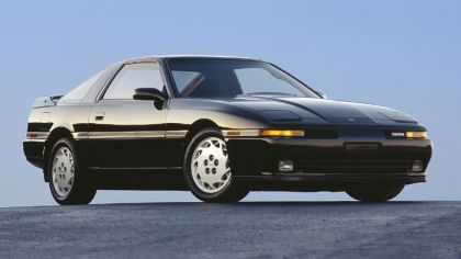 1989 Toyota Supra ( MA70 ) 3.0 turbo sport roof - USA version 6