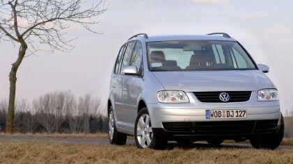 2006 Volkswagen Touran TSI 1