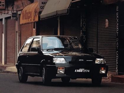 1986 Suzuki Cultus 1300 GTi 1