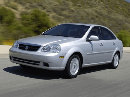 2006 Suzuki Forenza 2