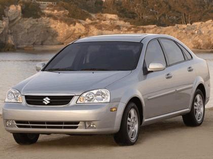 2006 Suzuki Forenza 4
