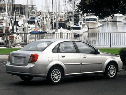 2006 Suzuki Forenza 6