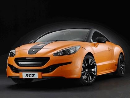 2013 Peugeot RCZ Arlen Ness edition 1