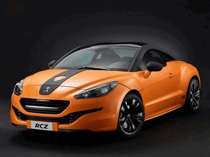 2013 Peugeot RCZ Arlen Ness edition 2