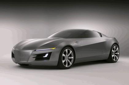 2007 Acura Advanced Sports Car concept 4