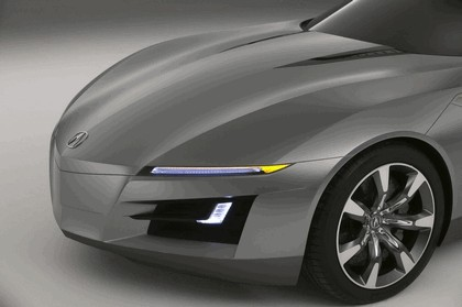2007 Acura Advanced Sports Car concept 8