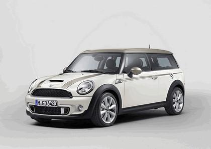 2013 Mini Clubman Cooper S Bond Street - white 1