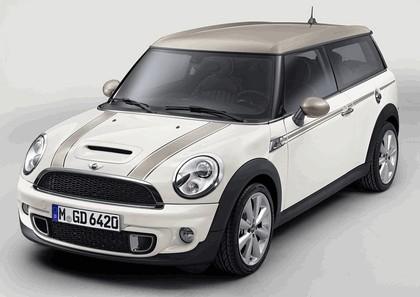 2013 Mini Clubman Cooper S Bond Street - white 4