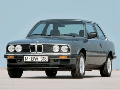 1982 BMW 318i ( E30 ) coupé 1
