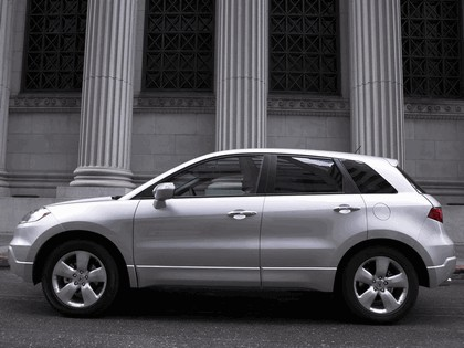 2007 Acura RDX Turbo SH-AWD 9