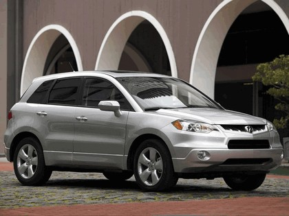 2007 Acura RDX Turbo SH-AWD 11
