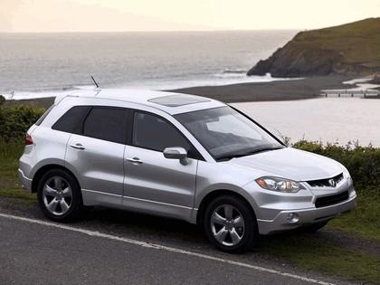2007 Acura RDX Turbo SH-AWD 15