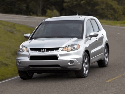 2007 Acura RDX Turbo SH-AWD 20
