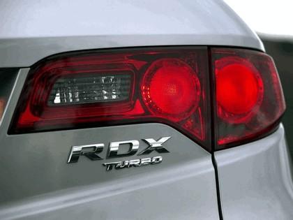 2007 Acura RDX Turbo SH-AWD 28