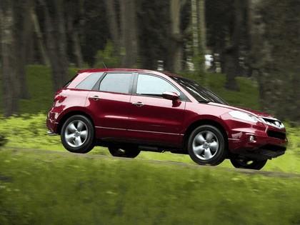 2007 Acura RDX Turbo SH-AWD 38