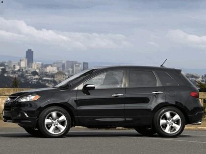 2007 Acura RDX Turbo SH-AWD 41