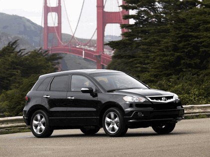 2007 Acura RDX Turbo SH-AWD 42