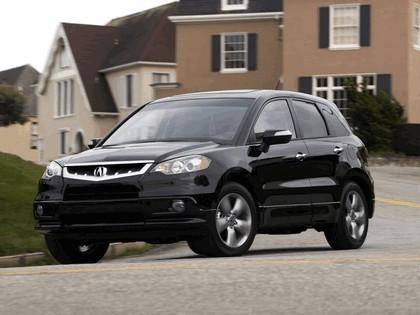2007 Acura RDX Turbo SH-AWD 45