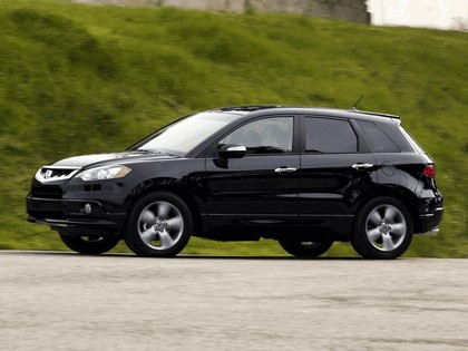 2007 Acura RDX Turbo SH-AWD 47