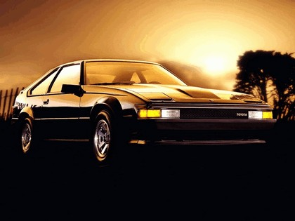 1984 Toyota Celica Supra ( A60 ) 1