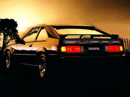 1984 Toyota Celica Supra ( A60 ) 2