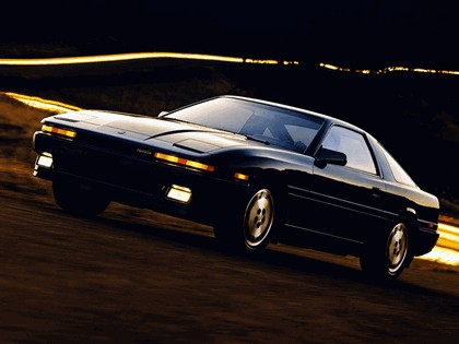 1986 Toyota Supra ( MA70 ) 3.0 sports liftback - USA version 1