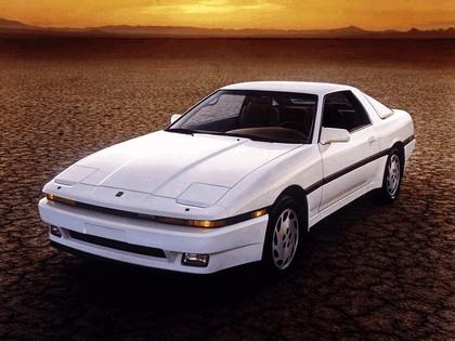 1986 Toyota Supra ( MA70 ) 3.0 sports liftback - USA version 3