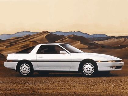 1986 Toyota Supra ( MA70 ) 3.0 sports liftback - USA version 4