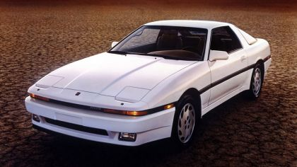 1986 Toyota Supra ( MA70 ) 3.0 sports liftback - USA version 2