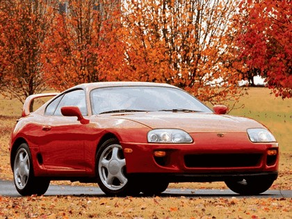1993 Toyota Supra ( JZA80 ) - USA version 1