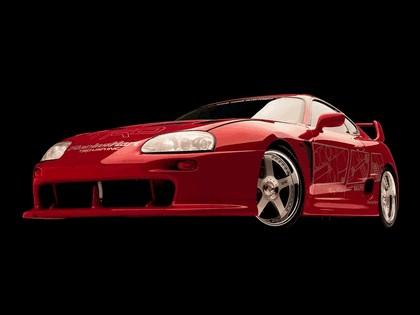 1993 Toyota Supra ( A80 ) by TRD 1
