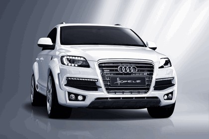 2013 Audi Q7 with Strator GT 780 wide body kit by Hofele Design 1