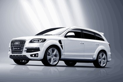 2013 Audi Q7 with Strator GT 780 wide body kit by Hofele Design 4
