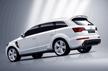 2013 Audi Q7 with Strator GT 780 wide body kit by Hofele Design 5