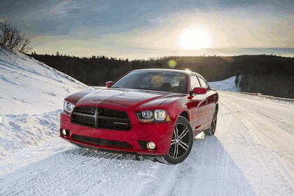 2013 Dodge Charger AWD Sport 7