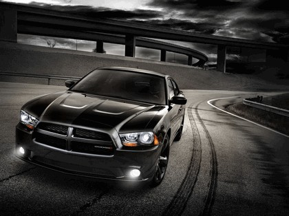 2013 Dodge Charger Blacktop 1