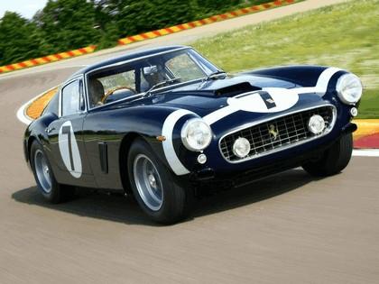 1960 Ferrari 250 GT SWB Competizione by Pininfarina 9