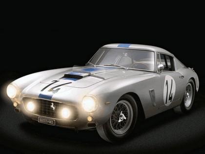 1960 Ferrari 250 GT SWB Competizione by Pininfarina 13