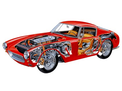 1960 Ferrari 250 GT SWB Competizione by Pininfarina 17