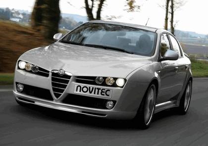 2007 Alfa Romeo 159 JTDm by Novitec 1